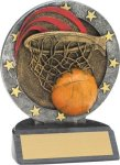 All-Star Resin Trophy -Basketball Basketball Award Trophies