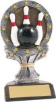 All-Star Resin Trophy -Bowling Bowling Award Trophies