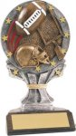 All-Star Resin Trophy -Football Football Award Trophies