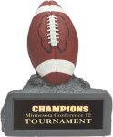 Football - Colored Resin Trophy Football Award Trophies