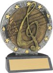 All-Star Resin Trophy -Music Music Award Trophies