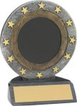 All-Star Resin Trophy -Blank Soccer Award Trophies