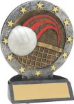 All-Star Resin Trophy -Volleyball Volleyball Award Trophies